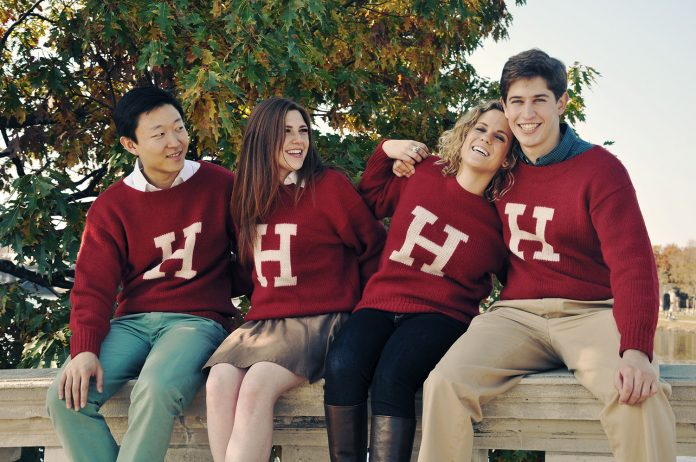 Harvard Has 'Alarmingly High' Rate of Male Students Attracted to Women