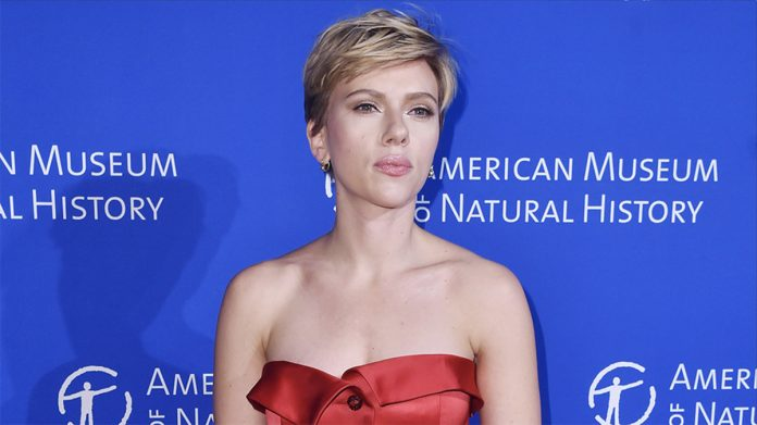 Scarlett Johansson Praises Transgender Community for Screwing Her Out of Movie Role