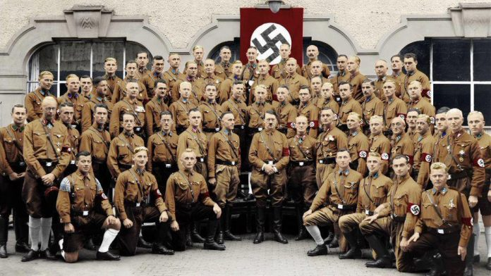 5 Creative Ways to Let Loved Ones Know You're a Literal Nazi Hitler with Brown Shirts