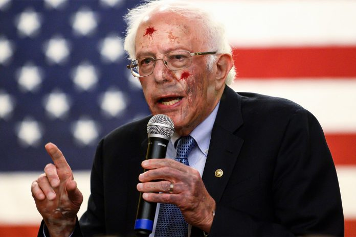 Bernie Vows to Come Back From the Dead to Lose a Third Presidential Bid in 2024