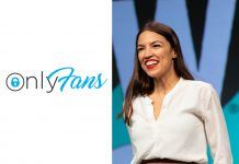 AOC First Congresswoman in History to Open Onlyfans Account